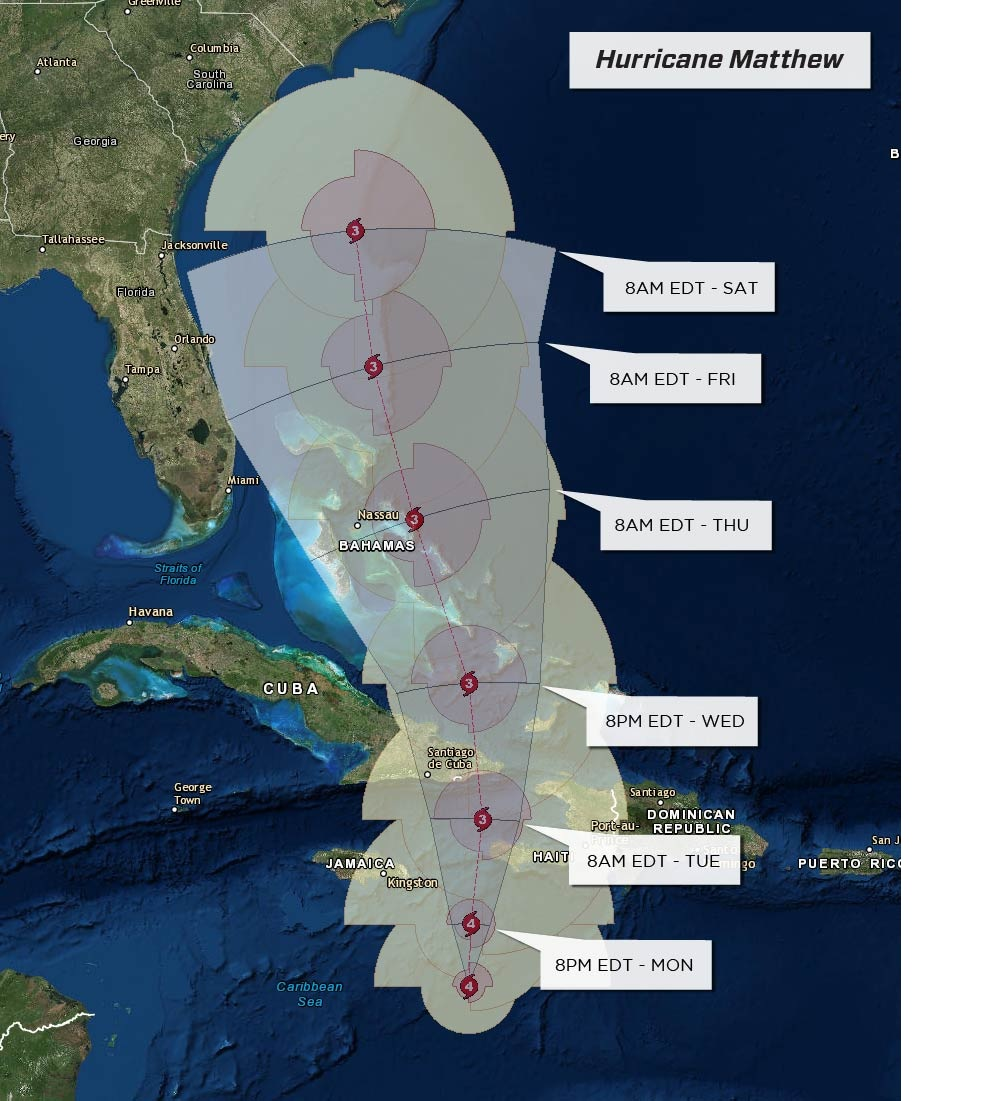 Hurricane Matthew 2